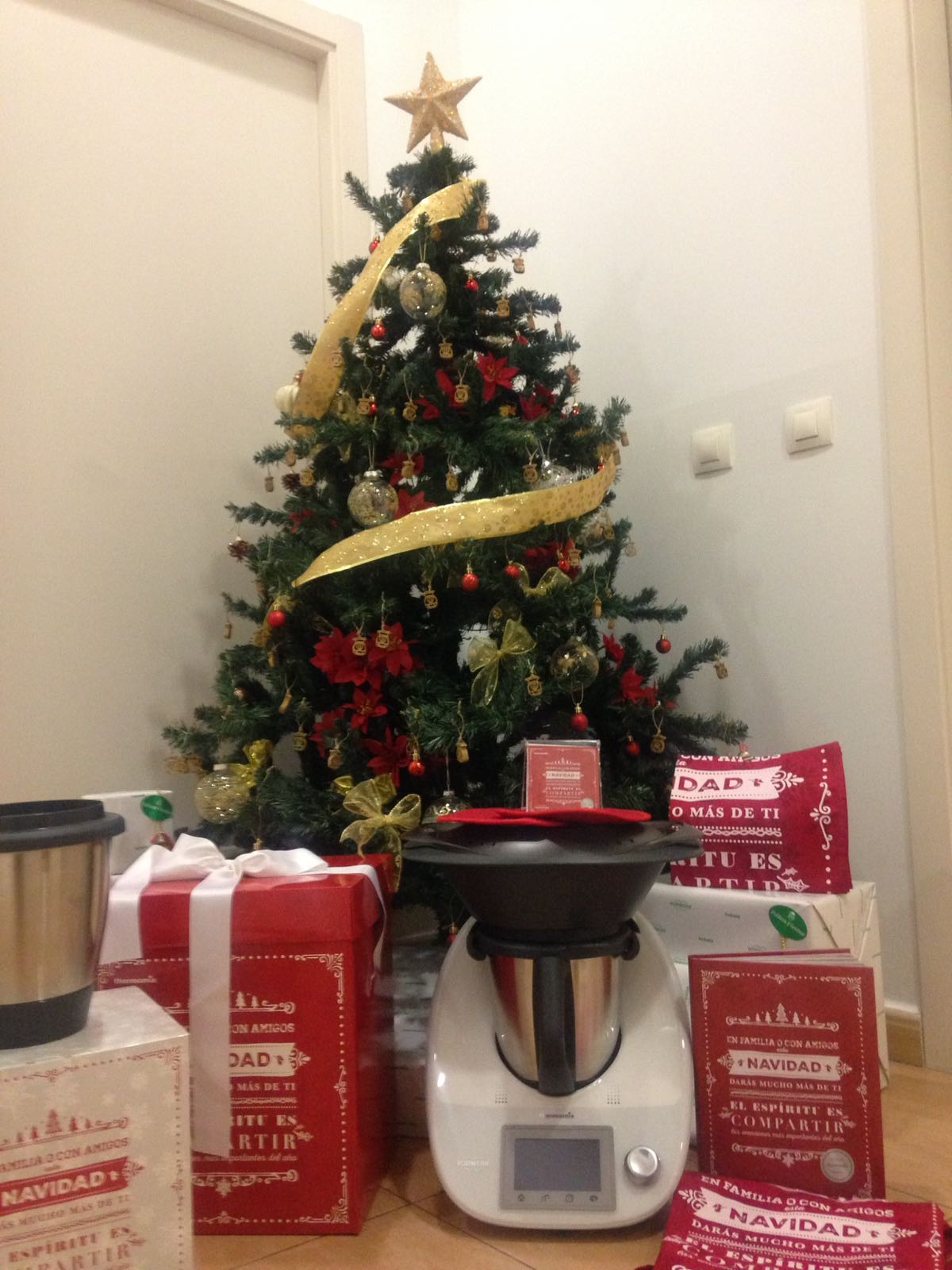 Ya huele a Navidad con Thermomix®