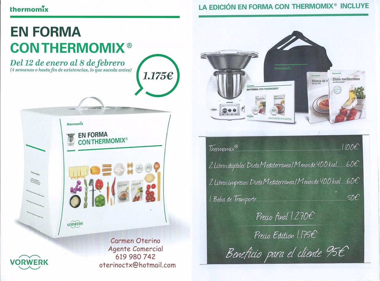 Nueva Edicion En Forma con Thermomix®