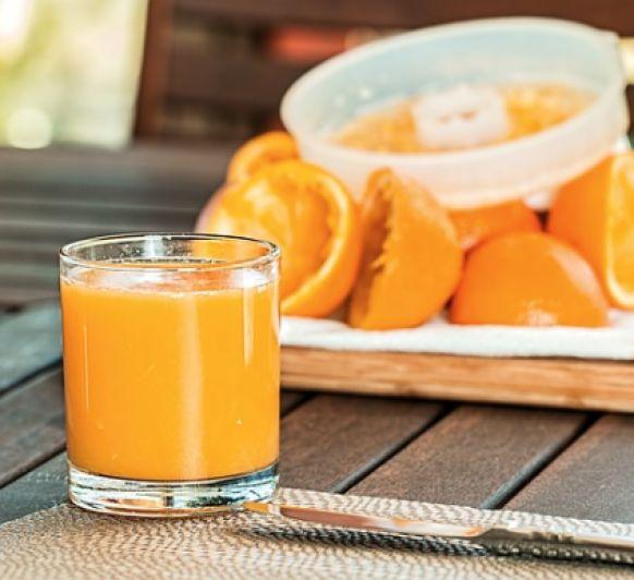Como hacer un zumo de naranja en nuestra Thermomix®