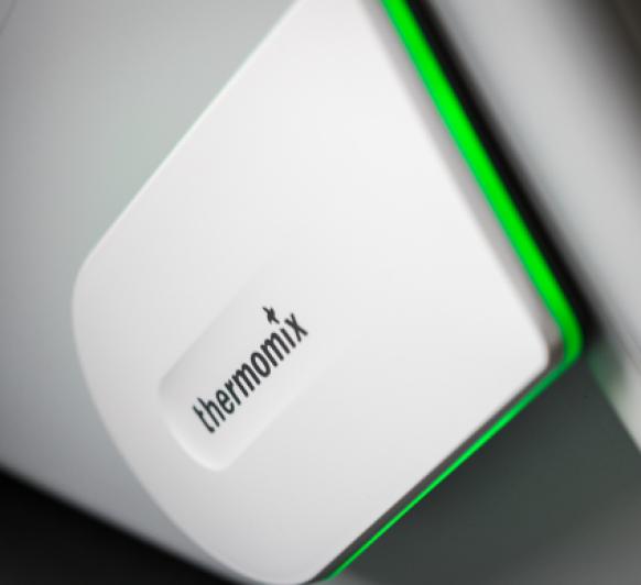 Actualización de Thermomix® a través del Cook-Key
